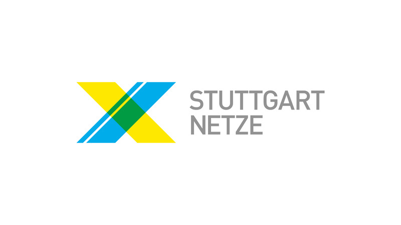 Website design for Stuttgart Netze