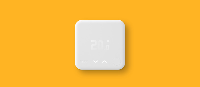 Logo design for Tado° by PANDA